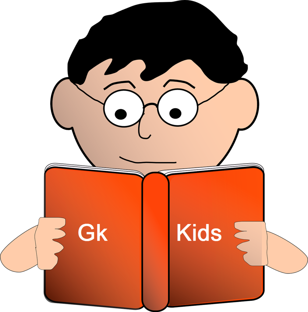 Gk for kids, Gk Questions For Class 1